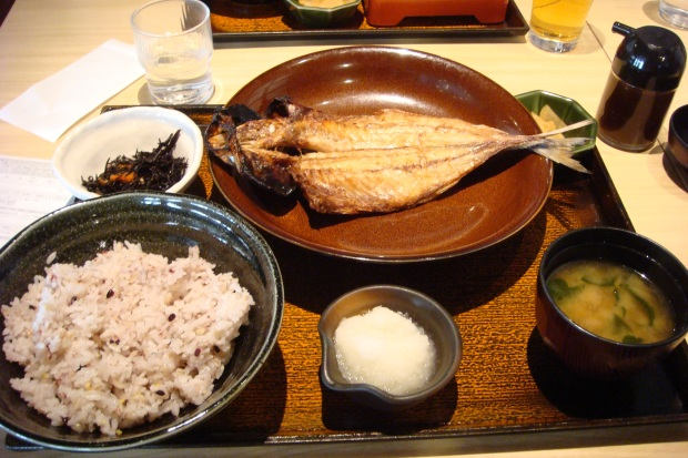 common Japanese dish